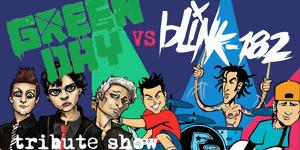 Green Day vs Blink 182