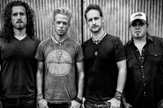 Black Stone Cherry Capitol