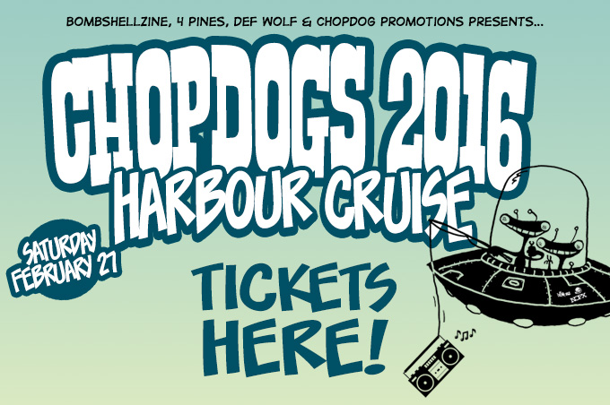 CHOPDOGS HARBOUR CRUISE Star City Casino Wharf