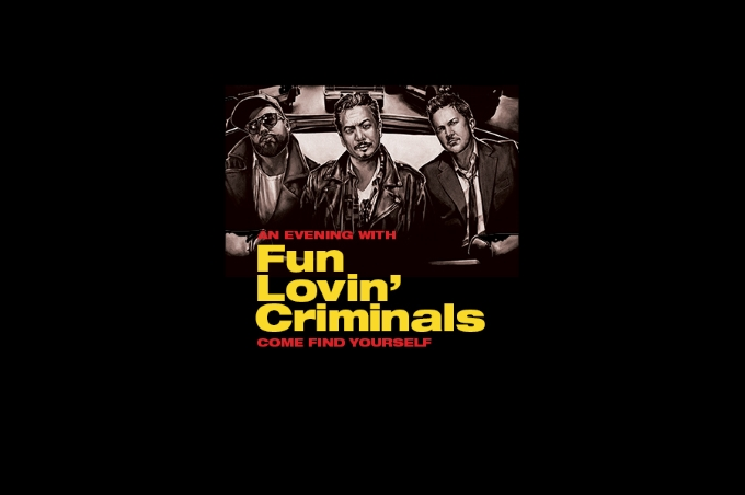 Fun Lovin' Criminals Metropolis Fremantle