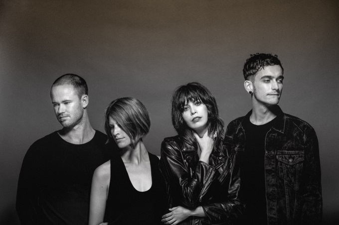 THE JEZABELS NATIONAL TOUR OCTOBER 2016 Newcastle University - Bar On The Hill