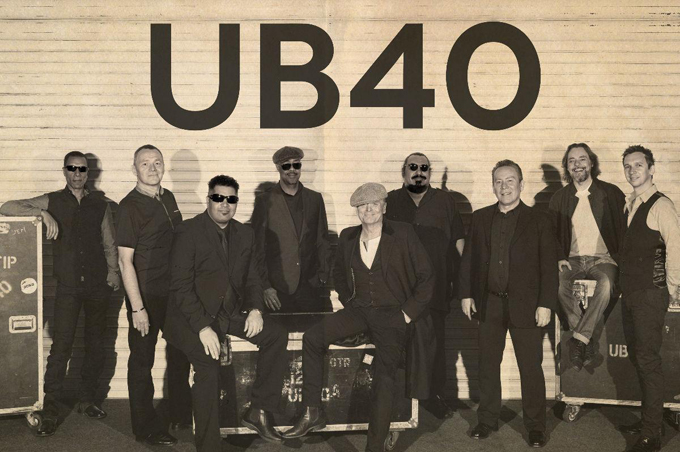 UB40 Metro City, Perth