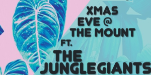 Xmas Eve @ The Mount Feat. Jungle Giants