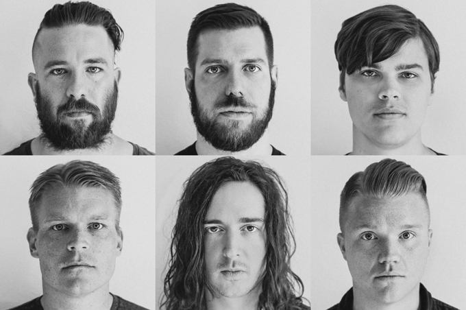 UNDEROATH Metropolis Fremantle