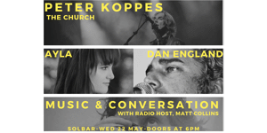 A Night of Music and Conversations