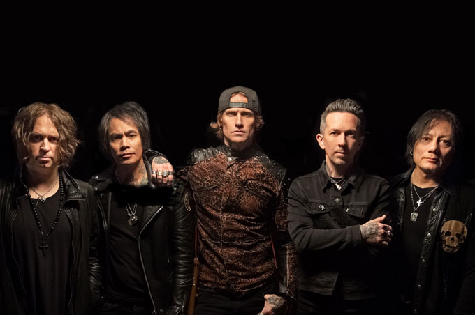 Buckcherry The Zoo