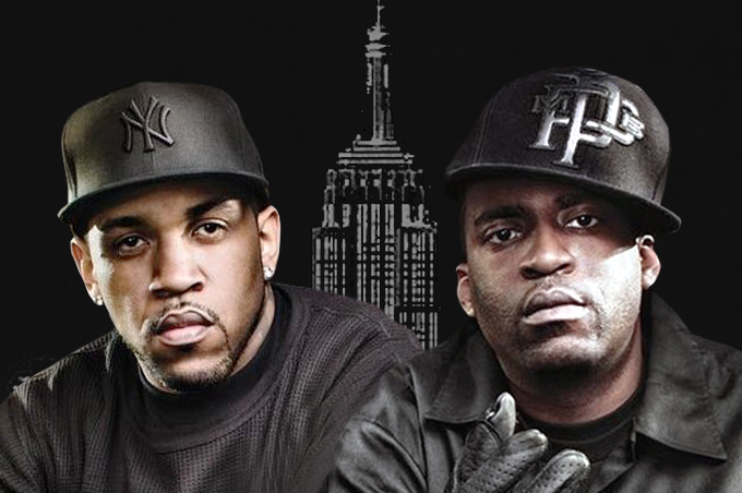 Lloyd Banks & Tony Yayo of G-Unit Eatons Hill Hotel - Grand Ballroom