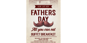Father's Day - All You Can Eat Buffet Breakfast