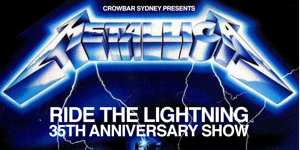 RIDE THE LIGHTNING 35TH ANNIVERSARY!