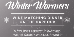 Winter Warmers Dinner