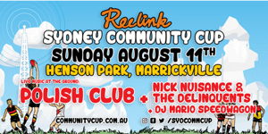 Reclink Community Cup Sydney 2019