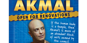 Akmal - Open for Renovations