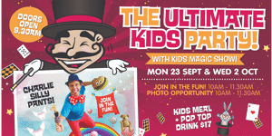 The Ultimate Kids Party with Charlie Silly Pants