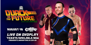 PWA Green Label Presents: Quack to the Future!