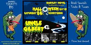 Uncle Gilbert - Spooktacularly presents HALLOWEEN 2019