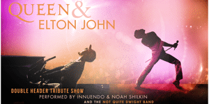Queen & Elton John Performed by Innuendo, Noah Shilkin & The Not Quite Dwight Band