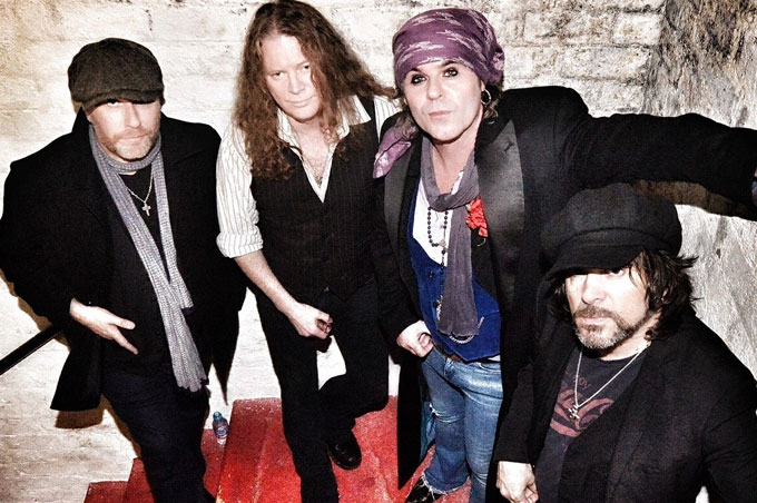 The Quireboys 2020 The Triffid