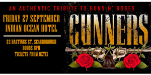 GUNNERS, an Authentic Tribute to Guns n' Roses