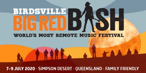 Birdsville Big Red Bash - Pay Over Time