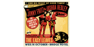 LOVE POLICE PRESENTS THE JONNY FRITZ & JOSHUA HEDLEY SHOW