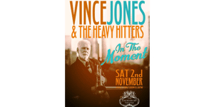 Vince Jones & The Heavy Hitters