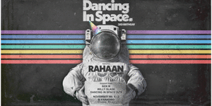 Dancing In Space 3rd Birthday feat Rahaan (chicago)