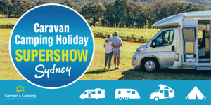 Caravan Camping Holiday Supershow Sydney