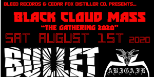 "BLACK CLOUD MASS 2020 ""THE GATHERING"""