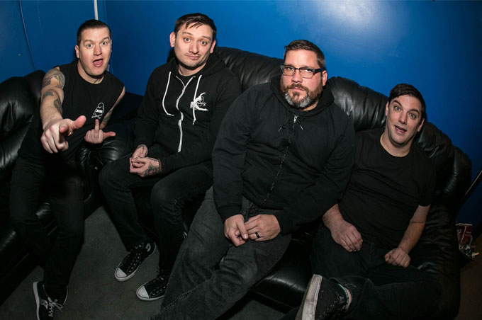 Teenage Bottlerocket Crown & Anchor Hotel