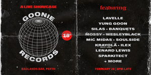 Goonie Records Showcase
