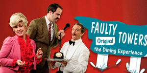 Faulty Towers, The Original Dining Experience