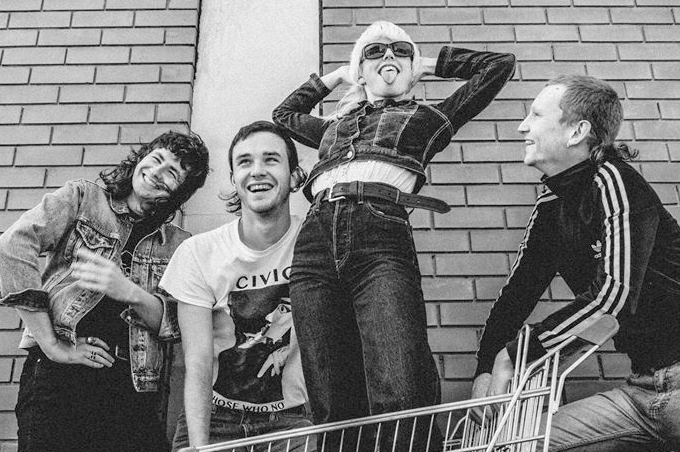 Amyl & The Sniffers The Croxton Bandroom