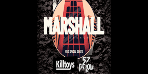 MARSHALL EP LAUNCH