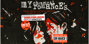 My Chemical Romance | Performed by Demolition Lovers