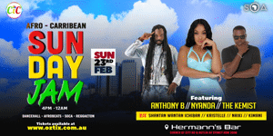 Sunday Jam ft Anthony B, Nyanda & The Kemist