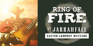 Ring of Fire at Jarrahfall