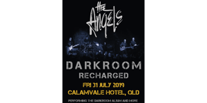 The Angels: Dark Room Tour