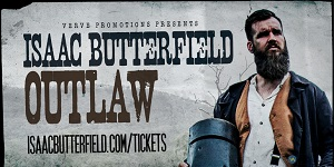 Isaac Butterfield - Outlaw
