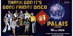 POSTPONED - Thank God its Good Friday Solid Gold Disco Show