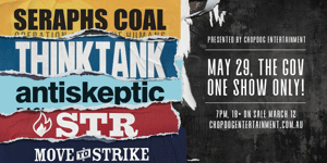 Seraphs Coal | Thinktank | Antiskeptic | STR