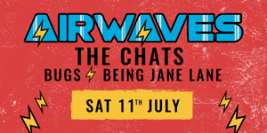 Airwaves - The Drive In-Music Festival - SATURDAY