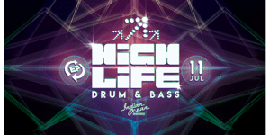 HIGH LIFE - Drum & Bass - Phase III Session