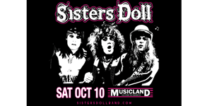 SISTERS DOLL - THE DOLLS ARE BACK