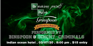 Breaking Punk presents Grinspoon X Silverchair Tribute