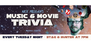 Music and Movie Trivia ( COVID STYLE )