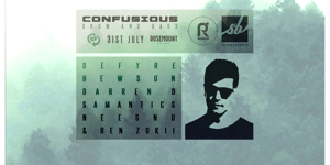 CONFUSIOUS Drum & Bass