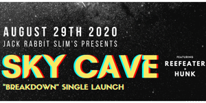 Sky Cave - Single Launch