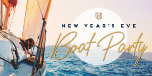 NYE Boat Party at the Regatta Hotel