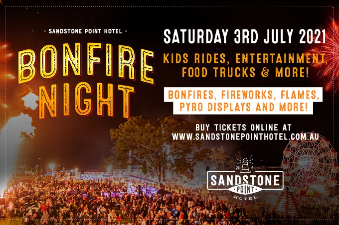 Bonfire Night 2021 Sandstone Point Hotel