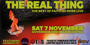 The Real Thing: The Best of Faith No More Live